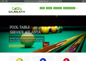 Gilreath Billiard Service